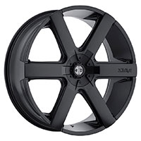 2Crave No.31 Wheel Rim 22x9.5 5x127/5x135 ET+15mm 78.30mm Satin Black