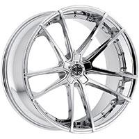 2Crave No.34 Wheel Rim 20x10 ET+20mm 74.10mm Chrome