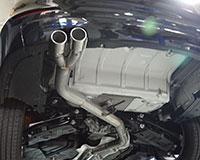 Agency Power Stainless Steel Catback Exhaust BMW 328I F30 Turbo Sedan 2013+