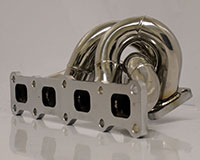 Agency Power Stainless Steel Header Mitsubishi EVO X 08-12