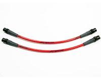 Agency Power Front Steel Braided Brake Lines Porsche 986 987 996 997 991 99-14