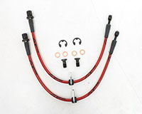 Agency Power Front Steel Braided Brake Lines Scion FR-S 2013+