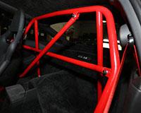 Agency Power Race Roll Bar w/Harness and Diagonal Bar Porsche 996 997 Carrera GT3 Turbo