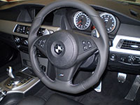 Agency Power Sport Steering Wheel BMW M5 E60 | BMW M6 E63 | 06-11