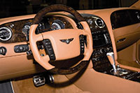 Agency Power Sport Steering Wheel Custom Design Bentley Continental GT 03-08