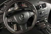 Agency Power Sport Steering Wheel Custom Design Mercedes C63 08-11