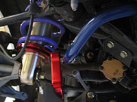 Agency Power Rear Sway Bar Links Mazda RX-8 03-11