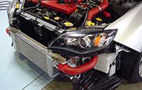 Agency Power Performance Intercooler Kit Subaru STI 08-12