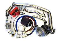 Agency Power GT35R Turbo Kit Subaru WRX/STI