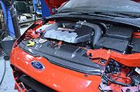 Agency Power Carbon Fiber Radiator Shroud Cover Ford Focus ST 2013+