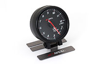 E.L. II Gauge Exhaust Gas Temp (EGT) Black *Black Bezel