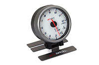 E.L. II Gauge Exhaust Gas Temp (EGT) White