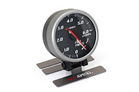 E.L. II Gauge Fuel Pressure Black