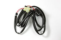 Apexi Solenoid Valve, Harness *** For Use with P/N: 415-A001, 415-A013, or 499-X003