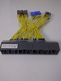 APEXi 442-A002 ECU Straight Harness