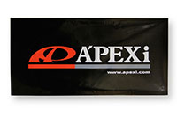 Apexi A'PEX Banner (2ft x 4ft)