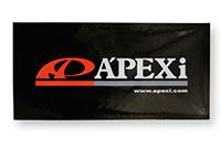 Apexi A'PEX Banner (2ft x 4ft)