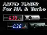 Apexi Electronics  Auto Timer, Black w/ Blue LED
