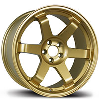 AVID1 AV 06 Wheel Rim 17x8 5x100 ET35 73.1 Gold