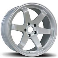 AVID1 AV 06 Wheel Rim 17x8 5x114.3 ET35 73.1 Matte White
