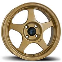 AVID1 AV 08 Wheel Rim 15x6.5 4x100 ET35 73.1 Gold