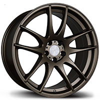 AVID1 AV 32 Wheel Rim 17x8 5x100 ET35 73.1 Matte Bronze