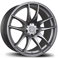 AVID1 AV 32 Wheel Rim 17x8 5x100 ET35 73.1 Machined Silver