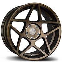 AVID1 AV 52 Wheel Rim 17x8 5x100 ET35 73.1 Bronze