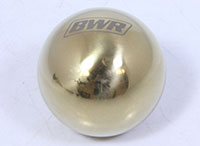 Blackworks Racing Ball Type Weighted Shift Knob -Gold 10x1.5