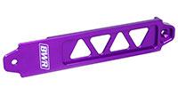 Blackworks Racing Billet Battery Tie Down, RSX/EP3 + Others Purple