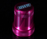 Blackworks Racing Vtec Solenoid Cover - Small - Honda/Acura 92-00 Pink