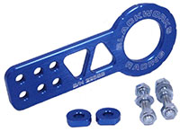 Blackworks Racing Front Tow Hook - Blue