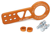 Blackworks Racing Front Tow Hook - Orange