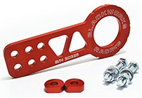 Blackworks Racing Front Tow Hook - Red