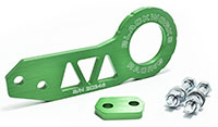 Blackworks Racing Rear Tow Hook - Green