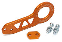 Blackworks Racing Rear Tow Hook - Orange