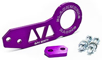 Blackworks Racing Rear Tow Hook - Purple