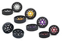 Blackworks Racing Adjustable Cam Gears B-Series - Green