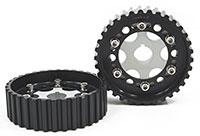 Blackworks Racing Adjustable Cam Gears B-Series - Silver
