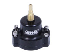 Blackworks Racing Fuel Pressure Regulator: Univ Black