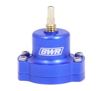 Blackworks Racing Fuel Pressure Regulator: Univ Blue