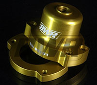 Blackworks Racing Fuel Pressure Regulator: Univ Gold