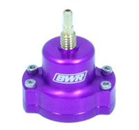 Blackworks Racing Fuel Pressure Regulator: Univ Purple
