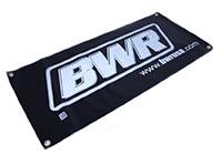 "Blackworks Racing BWR 32""x 15"" Banner"