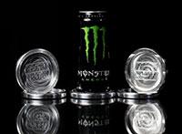 Blackworks Racing Billet Drink Coaster Pack of 4