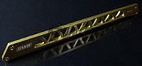 Blackworks Racing Subframe Brace: Civic/CRX 88-91 (Gold)