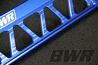 Blackworks Racing Subframe Brace: Integra 90-93 (Blue)