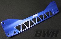 Blackworks Racing Subframe Brace: RSX 02-06, Civic 01-05, Civic Si 02-05 (BLUE)
