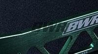 Blackworks Racing Subframe Brace: RSX 02-06, Civic 01-05, Civic Si 02-05 (GREEN)