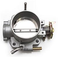 Blackworks Racing Satin Throttle Body: B/D/F/H Series 70mm